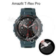 9H Tempered Glass Protective Film for Amazfit T-Rex Pro T rex Smartwatch Screen Protector Accessories