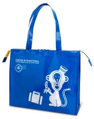 PORTER 猴年大提袋 購物袋(藍) 附鎖頭、鑰匙
