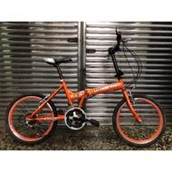 20吋變速 二手小折疊腳踏車 二手腳踏車