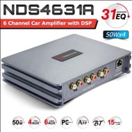 DSP amplifier NAKAMICHI nds4631A