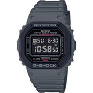 CASIO 卡西歐  G-SHOCK 軍事風手錶-槍灰(DW-5610SU-8)