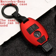 🔑Mercedes-Benz AMG for A250 C200 E250 GLA250 Silicone smart key case key set Protection keychain Special car key cover Shell Accessories