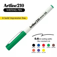 Artline 210 0.6 writing pen
