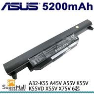 電池 適用於 ASUS 華碩 A32-K55 A45V A55V K55V K55VD X55V X75V 6芯