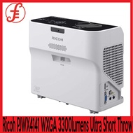 Ricoh PJWX4141 WXGA 3300lumens Ultra Short Throw Projector
