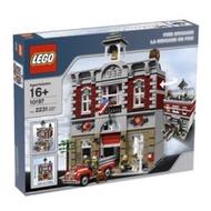 [BrickHouse] LEGO 樂高 10197 Fire Brigade 古典消防局 全新未拆