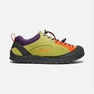 美國 KEEN JASPER ROCKS SP 女款戶外休閒鞋 橄欖綠/橘