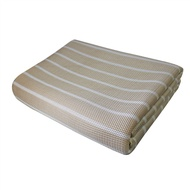 YAMAKAWA 6D含氧透氣冰絲涼墊-雙人(贈:舒涼枕頭墊*2)
