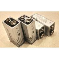 Ultralife 9V鋰電池 4入-1200mAH 全球容量最大,每顆最多可抵5顆鹼性10顆碳鋅電池,美國上市公司,全球領導品牌 ,物超所值
