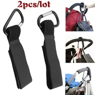 2pcs Universal  The Stroller Clip Hook Bag for Wheelchairs Baby Car Holder