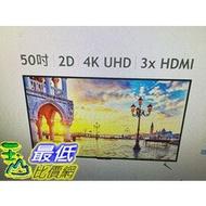 [COSCO代購 如果售完謹致歉意]  W172050 JVC 50 4K 連網液晶顯示器(不含視訊盒) 50V