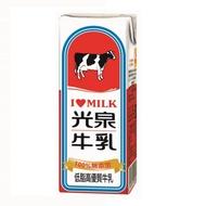 光泉 低脂保久乳(200mlx6入)