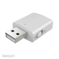 3-in-1 Bluetooth 5.0 USB Bluetooth Adapter Audio Receiver Transmitter