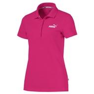 Puma 女 粉紅色 短袖上衣 Polo衫 襯衫 運動 高爾夫 立體剪裁 排汗透氣 短袖 85389150