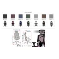 關於ENJOY 121企業版及 BRANT 131企業版 人體工學椅比較