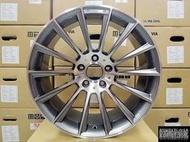 【CS-672】全新鋁圈 類 AMG 20吋 5孔112 前後配 賓士 BENZ 專用 W204 C300 C250