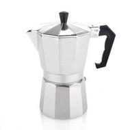 moka pot3 cup กาต้มกาแฟสดเครื่องชงกาแฟสด แบบพกพา ใช้ทำกาแฟสดทานได้ทุกที
