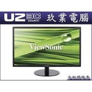 3年保『嘉義U23C附發票』ViewSonic VX2209 22型 LED 螢幕 優派 S220HQL VS228DR