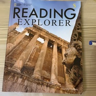 Reading Explorer 5 second edition 二版