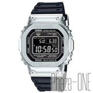 卡西歐G打擊MULTI BAND 6太陽能電波鐘表人手錶GMW-B5000-1JF Phaze-one