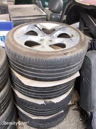 Previa DecorsA鋁圈 225/45/R19 輪胎 x4