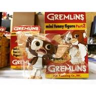 GREMLINS Gizmo 魔怪 小精靈 mini funny figure 庫柏力克 2代
