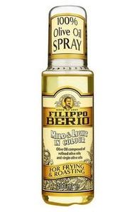 百益噴霧式淡味橄欖油200ml