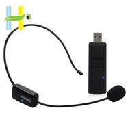 UHF Wireless Microphone Stage Wireless Headset Microphone System