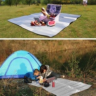 Available Foldable Foil Inflatable Waterproof Aluminum Outdoor Mattress EVA Mat