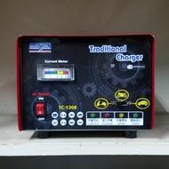 麻新電子 TC-1208 全自動電池充電器 12V 8A 汽車 機車 電瓶充電器