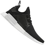 (adidas) adidas Men s NMD_XR1, BLACK/BLACK/WHITE-