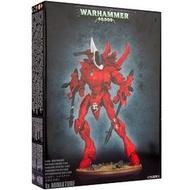 Games Workshop Warhammer 40000 戰鎚 【重型支援】神靈族冥靈武士 Eldar Wraithknight