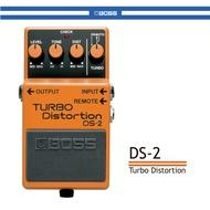 【非凡樂器】BOSS DS-2 強力破音效果器 Turbo Distortion/DS2/電吉他單顆效果器/贈導線