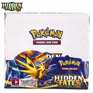 2020 NEW Pokemon Cards Hidden Fates Elite Trainer Box Collectible Trading Card Game Kids Toys