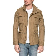 Superdry Classic Rookie Military Jacket Sandstone , Beige - X-Large