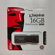 Kingston 16GB 16G [DT100G3/16GB] DataTraveler 100 G3 3.0 隨身碟