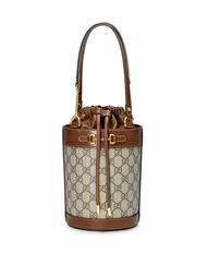Gucci 1955 馬銜扣小號水桶包 尺寸14*14*19cm $4xxxx/個💜