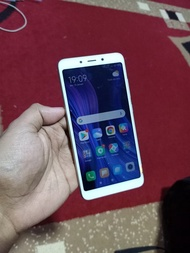 Handphone Hp Xiaomi Redmi 6 Ram 3gb Internal 32gb Second Seken Murah