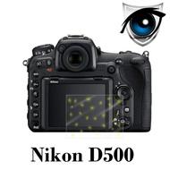 【D&A】Nikon D500日本原膜增豔螢幕貼(9H防藍光疏油疏水型)