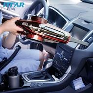 德國無線車載吸塵器充電強力家用小型手持可攜式大功率12V汽車用WD 電購3C