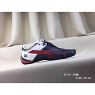 PUMA_shoes Future Cat Leather SF BMW Shoes blue casual_Kasut popular selling