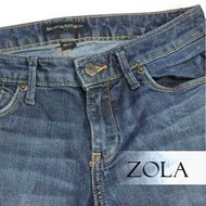 *ZOLA 美國古著* BANANA REPUBLIC-牛仔褲(腰圍:27)