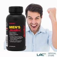 【GNC 健安喜】雄勁食品錠 90錠(L-精胺酸/L-Arginine/人蔘)