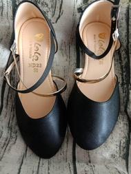 hot SALE!! รองเท้าคัชชู ร้องเท้าส้นสูง เด็กผู้หญิง ออกงาน หรูหรา เบอร์31 32 33 35 36 (1คู่)