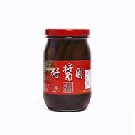 【台灣好醬園】蔭油剝皮辣椒 450g
