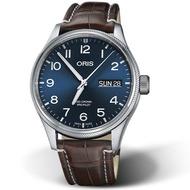【ORIS 豪利時】ORIS BIG CROWN PROPILOT機械錶(0175276984065-0712272FC)