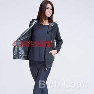 【Bich Loan】高科技鋁點蓄熱保暖外套(-輕.薄.灰-網)