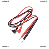 ❤❤ 1 Pair High-quality Banana Plug Multimeters Meter Probe Test Lead 70c
