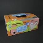 善存 醫用口罩(未滅菌)(雙鋼印)-幼童立體 深紫(25入/盒)