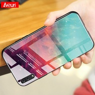 factory Colorful Tempered Glass Phone Case For Huawei P30 P10 P20 Lite Mate 10 20 Pro Nova 2 2i 3 3i